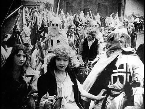 The Birth Of A Nation de D.W. Griffith