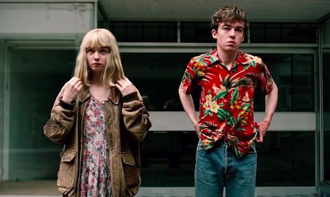 The End of the F***ing World (1 temporada, 8 episodios)
