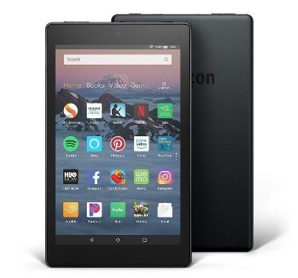 Amazon Fire HD 8 (2018)